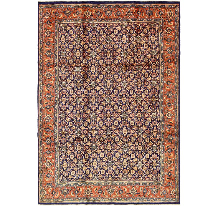 8' 2 x 12' Mahal Persian Rug