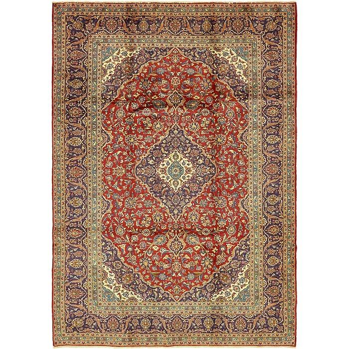 8' 2 x 11' 9 Kashan Persian Rug
