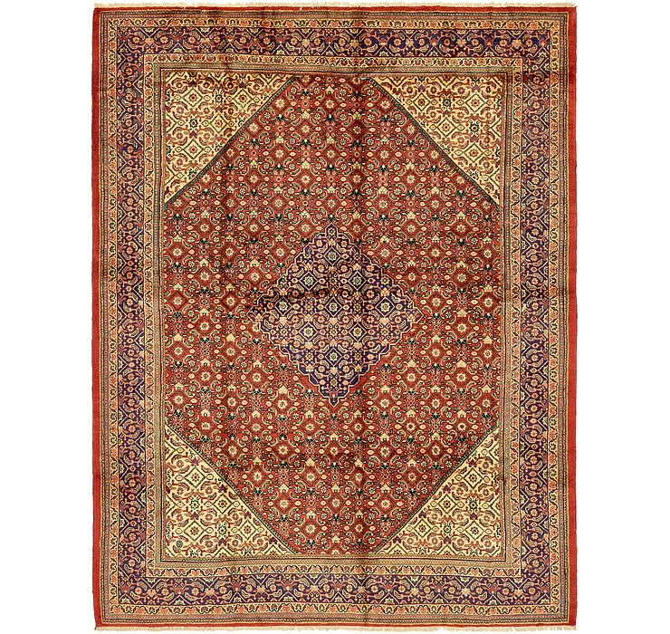10' 2 x 13' Mahal Persian Rug