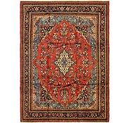 Link to 270cm x 365cm Hamedan Persian Rug