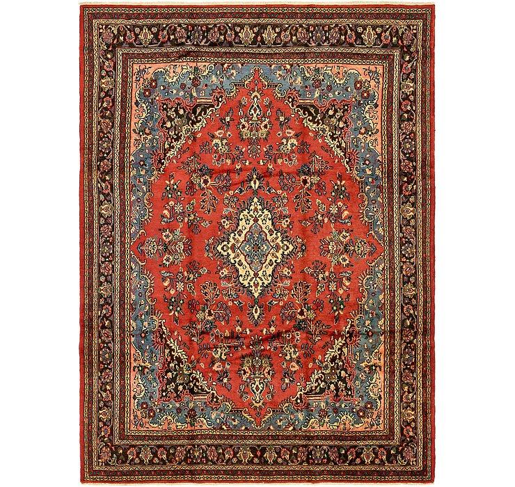 8' 10 x 12' Hamedan Persian Rug