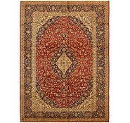 Link to 10' 2 x 13' 7 Kashan Persian Rug