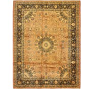 Link to 9' 10 x 12' 10 Kashmar Persian Rug