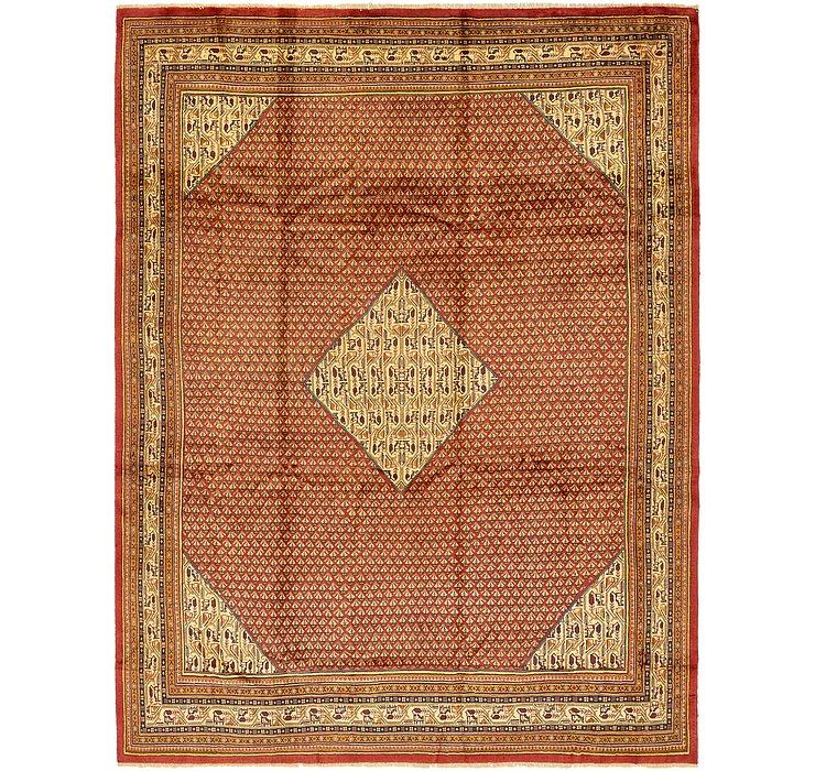 9' 4 x 12' 6 Botemir Persian Rug