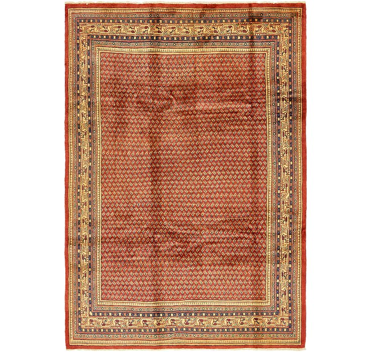 HandKnotted 7' 2 x 10' 8 Botemir Persian Rug