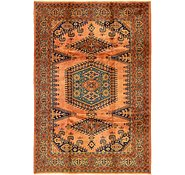 Link to 8' x 11' 10 Viss Persian Rug