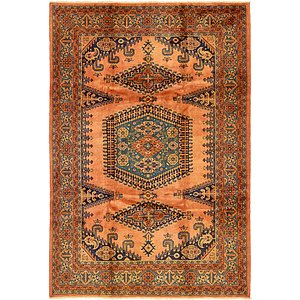 Link to 8' x 11' 10 Viss Persian Rug page