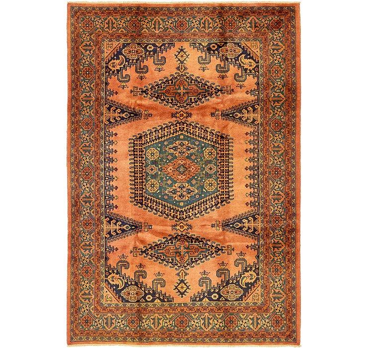 245cm x 360cm Viss Persian Rug
