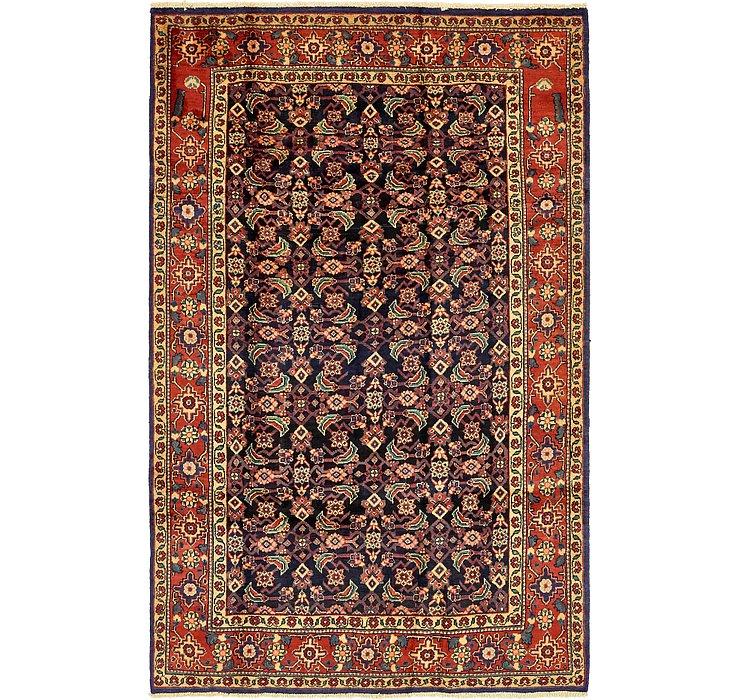 6' 6 x 10' Mahal Persian Rug