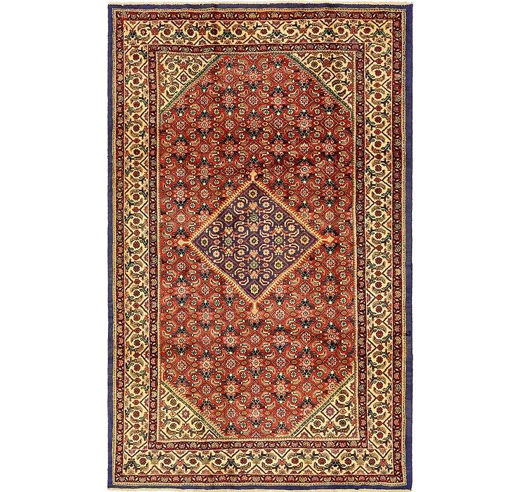 7' 3 x 11' 6 Mahal Persian Rug