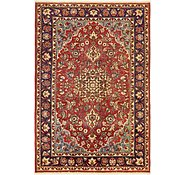 Link to 6' 10 x 10' 4 Mahal Persian Rug