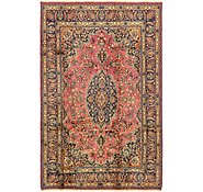 Link to 6' 4 x 9' 9 Mashad Persian Rug