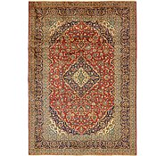 Link to 8' 3 x 11' 7 Kashan Persian Rug