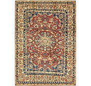 Link to 8' x 11' 3 Mahal Persian Rug