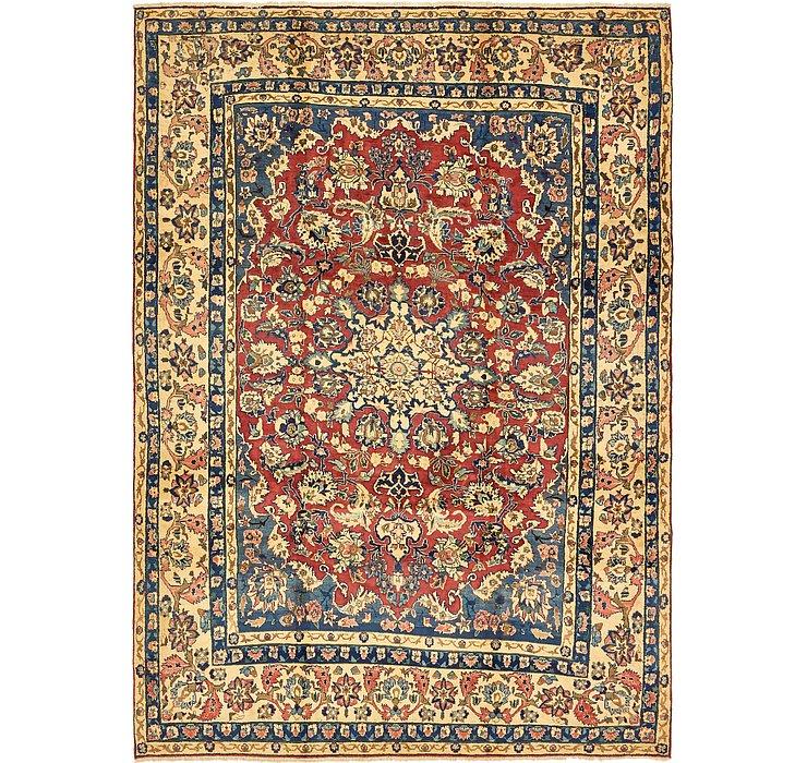 245cm x 343cm Mahal Persian Rug