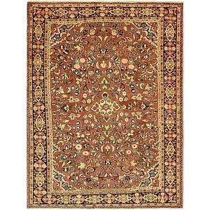 7' 8 x 10' 5 Borchelu Persian Rug