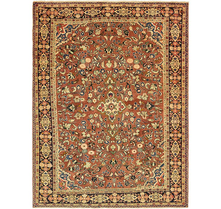 7' 8 x 10' 5 Borchelu Persian Rug
