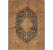 Link to 9' 10 x 13' 7 Kashan Persian Rug