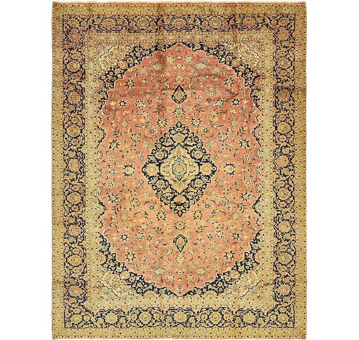 305cm x 420cm Kashan Persian Rug