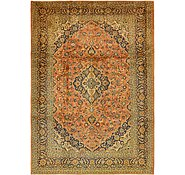 Link to 9' 10 x 12' 4 Kashan Persian Rug