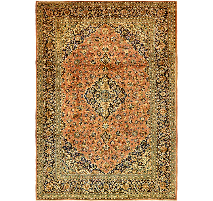 300cm x 375cm Kashan Persian Rug