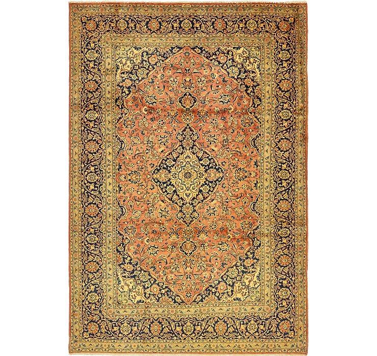 245cm x 365cm Kashan Persian Rug