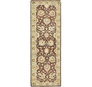 Link to 2' 5 x 7' 9 Peshawar Ziegler Oriental Runner Rug