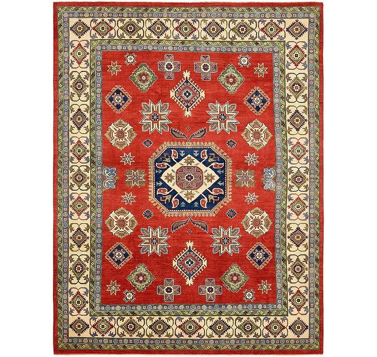 9' x 12' 2 Kazak Oriental Rug