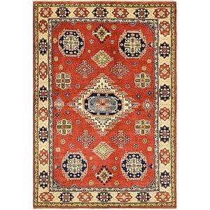 Unique Loom 5' 10 x 8' 6 Kazak Rug