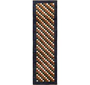 Link to Unique Loom 2' 8 x 9' 4 Modern Ziegler Runner Rug