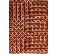Link to 4' 8 x 6' 4 Ikat Oriental Rug