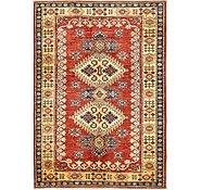 Link to 3' 5 x 4' 10 Kazak Oriental Rug