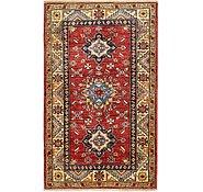 Link to 90cm x 152cm Kazak Oriental Rug