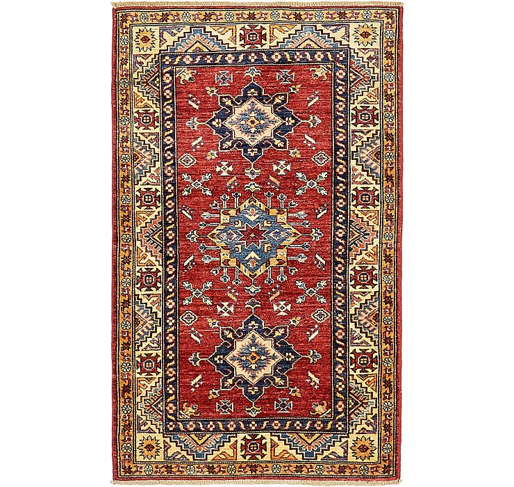 3' x 5' Kazak Oriental Rug