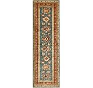 Link to 2' 8 x 9' 3 Kazak Runner Rug