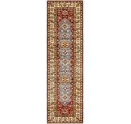Link to 2' 8 x 9' 7 Kazak Runner Rug