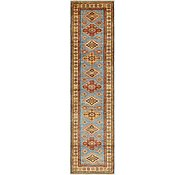 Link to 2' 6 x 10' 9 Kazak Runner Rug