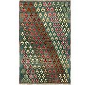 Link to 3' x 4' 8 Ghashghaei Persian Rug