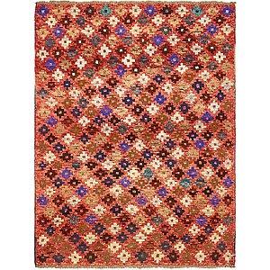 3' 2 x 4' 2 Ghashghaei Persian Rug