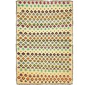 Link to 3' x 4' 6 Ghashghaei Persian Rug