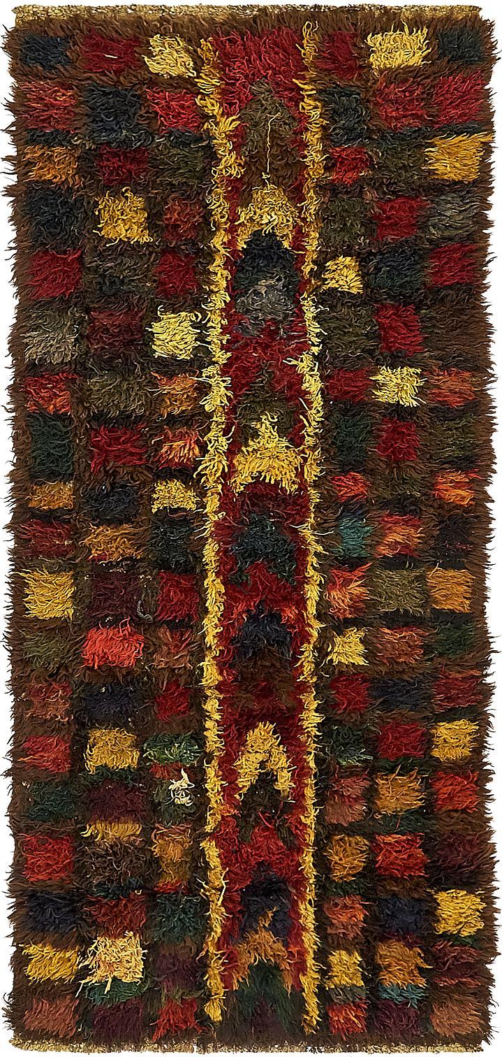 3u0027 x 7u0027 moroccan runner rug