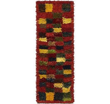 97x264 Moroccan Rug