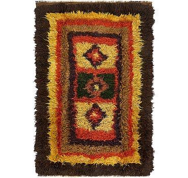 122x191 Moroccan Rug