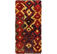 Link to 3' 9 x 7' 10 Moroccan Runner Rug