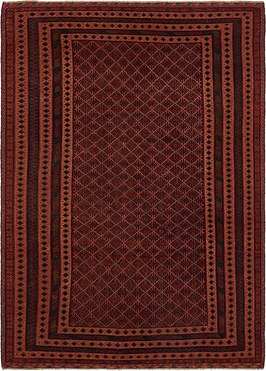 Burgundy 6 5 X 9 Sumak Rug Oriental Rugs Irugs Uk