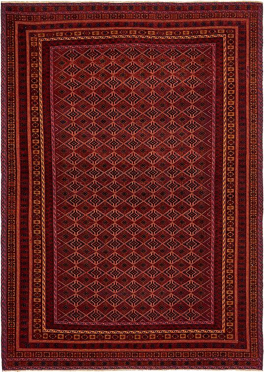 Red 6 8 X 9 6 Sumak Rug Oriental Rugs Irugs Uk