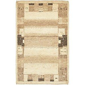 Unique Loom 2' x 3' Kashkuli Gabbeh Rug