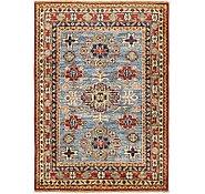 Link to 90cm x 127cm Kazak Oriental Rug