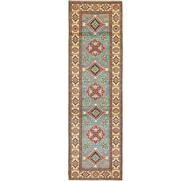2' 8 x 9' 6 Kazak Oriental Runner Rug