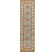 Link to 2' 8 x 9' 10 Kazak Oriental Runner Rug
